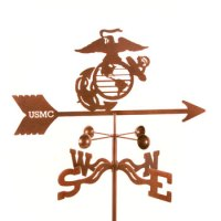 Marines Weather Vane