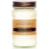 Kristin and Company Heritage 16 oz Mason Jar Candles