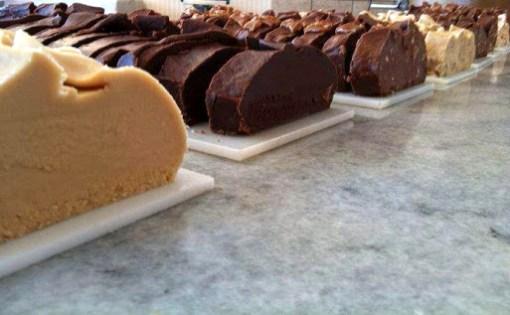 Ice Cream Flavor Fudge Sampler