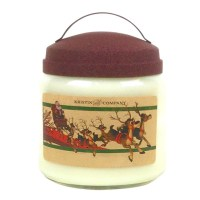 Holiday Scents 18 oz Apothecary Candles