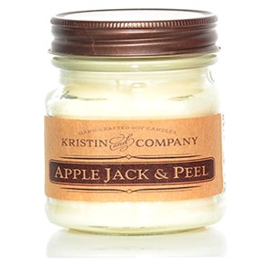 8 oz Mason Jar Candles by Kristin & Company Candles