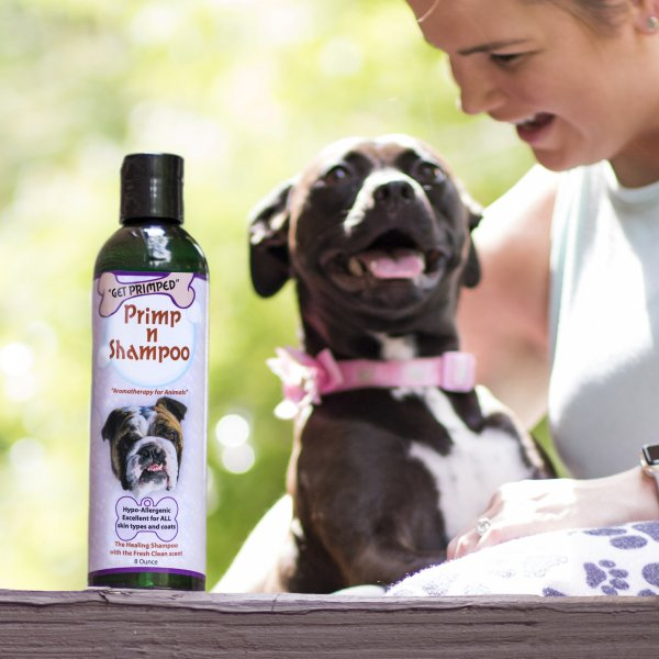 Primp n Shampoo for dogs