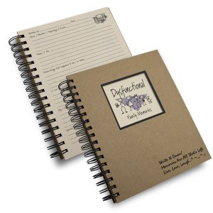 Dysfunctional Family Memories Journal