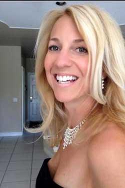 Author Lisa Caretti
