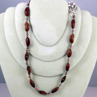Candy Bean Necklace