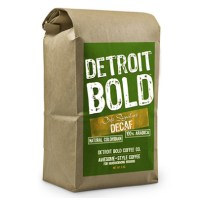 Cafe Signature Decaf Coffee By Detroit Bold