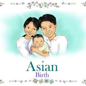 Personalized Asian Family Book