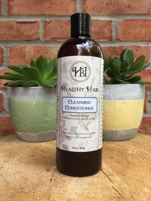 Healthy Hair Mango Cleanse Conditioner Oily Hair 15 oz