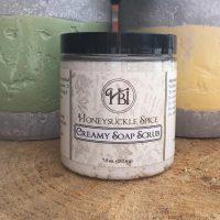 Honeysuckle Spice Soap Scrub