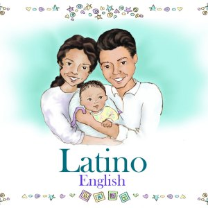 Personalized Latino Family Book