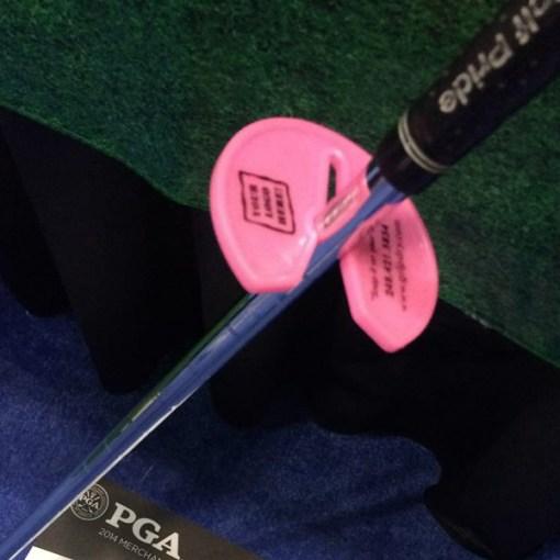 Grip Dry Golf Club Tool Pink