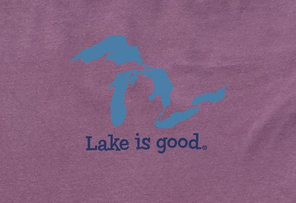 Lake Is Good Berry Great Lakes