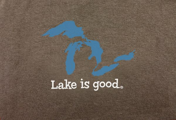 Lake Is Good Driftwood Great Lakes