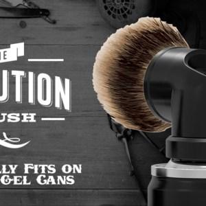 Evolution Shaving Brush by Legacy Shave