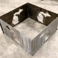 Michigan Fire Pit Box
