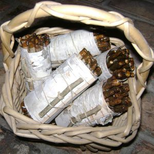 Birch Roll Firestarter Kit