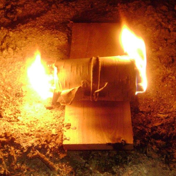Birch Roll Firestarter