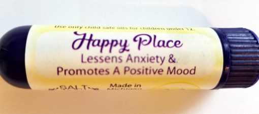 Happy Place Personal Aromatherapy Inhaler