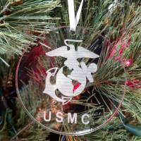 United States Marine Corp Ornament