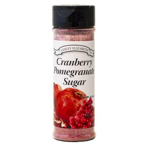 Cranberry Pomegranate Sugar