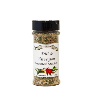 Dill & Tarragon Seasoned Sea Salt