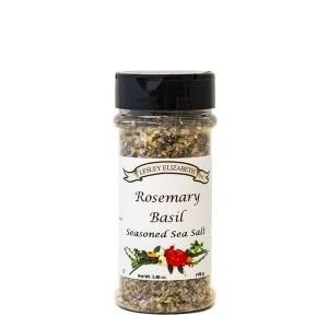 Rosemary Basil Seasoned Sea Salt