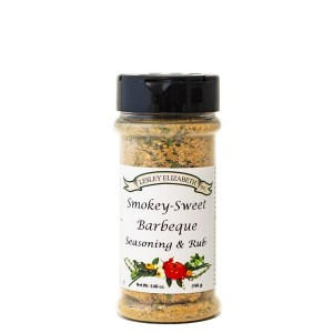 Smokey-Sweet BBQ Seasoning & Rub