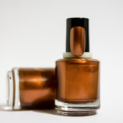 Copper Country Nail Polish Toxin Free