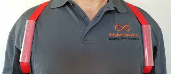 Helping Handles Harness Gait Belt Lift Correctly