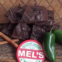 Mexican Hot Chocolate Toffee
