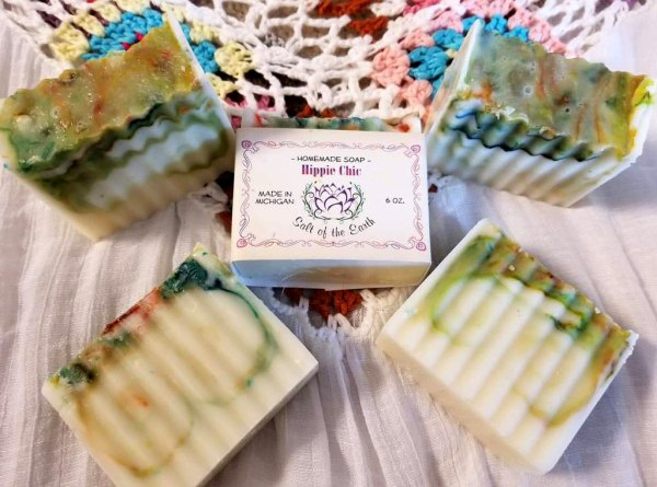 Hippie Chic Soap