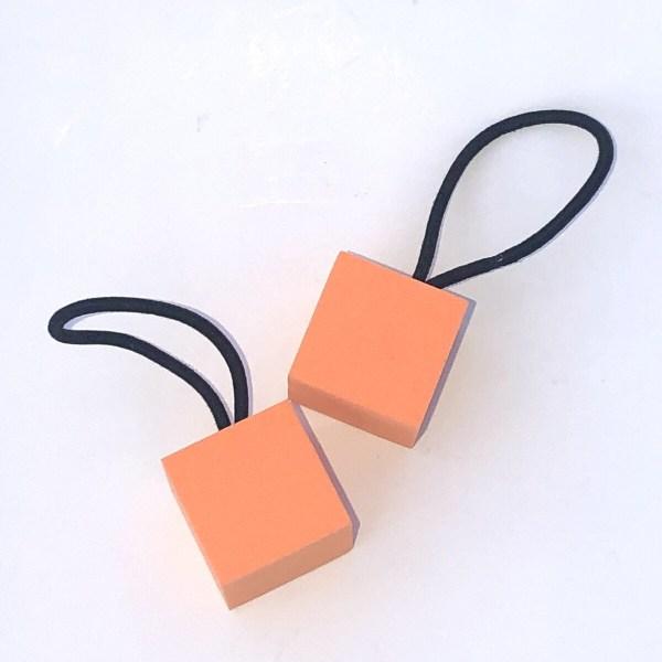 Pants Up Suspenders Orange