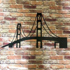Mackinac Bridge Wall Art