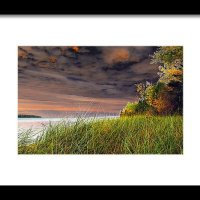Fall On Lake Superior Print