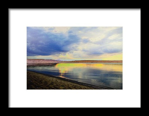 Lake Superior Sunset Print