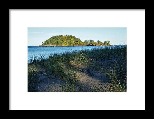 Little Presque Isle Island Print