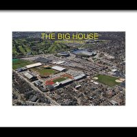 The Big House Print