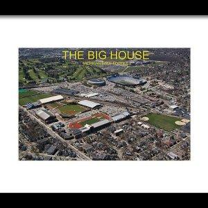 The Big House Print