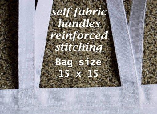 Tote Bag 15 x 15