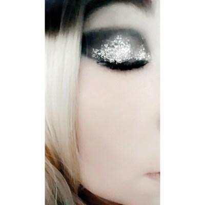 Sample Baked Eyeshadow with CBD