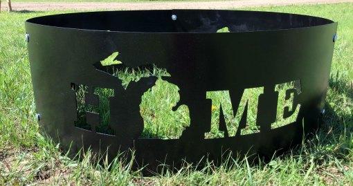 Michigan HOME Fire Ring