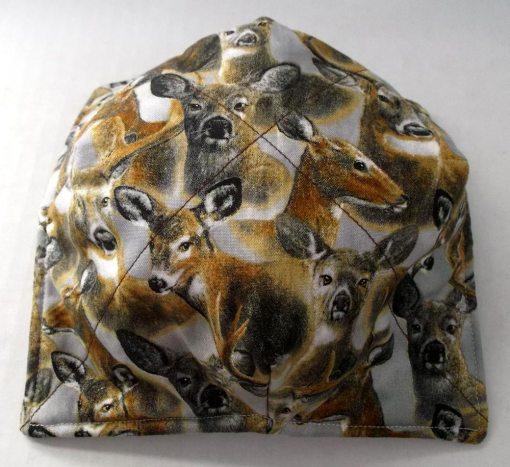 Deer Microwave Bowl Cozy
