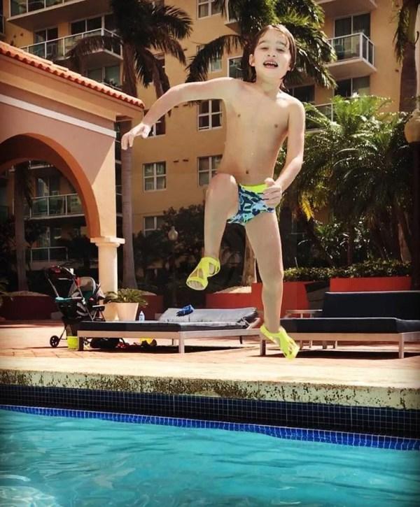 Kids Performance Skin Aquatic Shoe