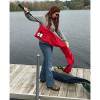 Reel Easy Fishing Pole Bag