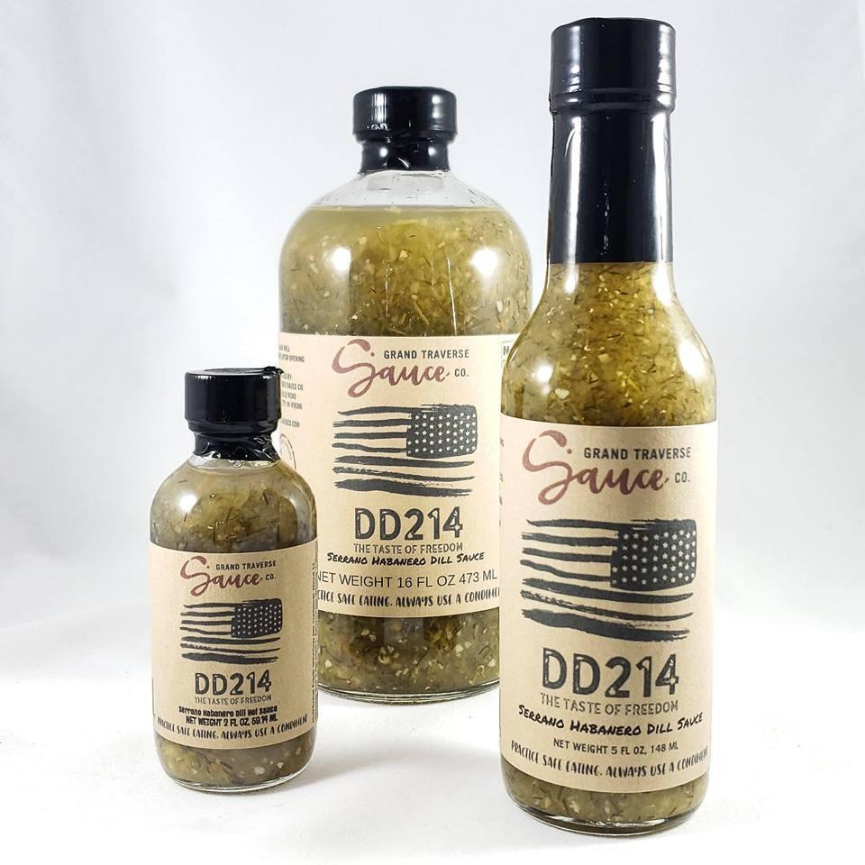 DD214 Dill Sauces