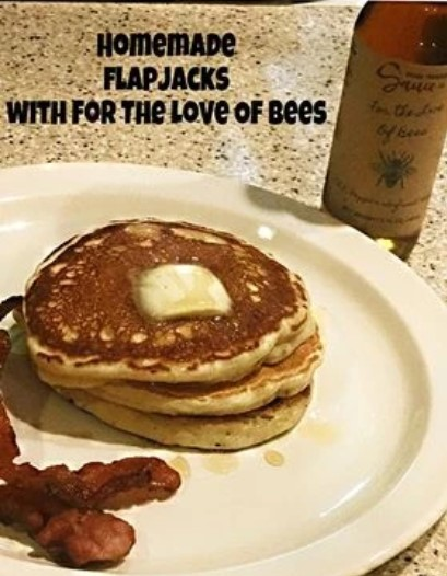 For The Love Of Bees Pancakes