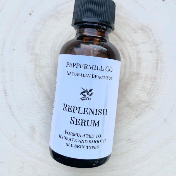 Replenish Serum For All Skin Types