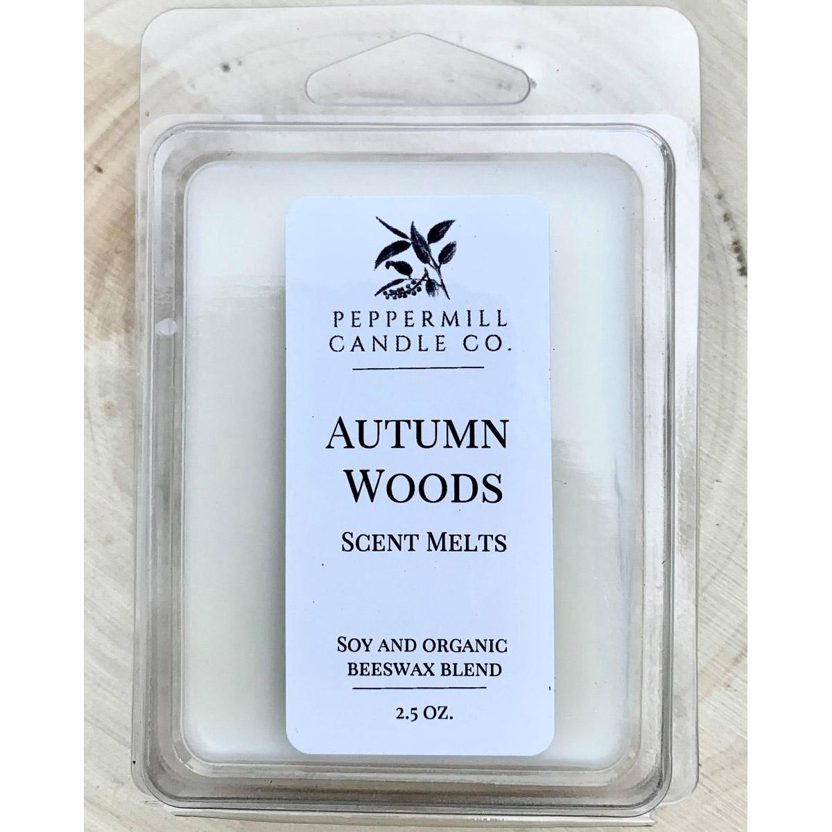 Autumn Woods Wax Melts