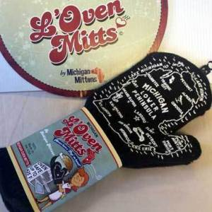 Michigan L'Oven Mitts Wholesale