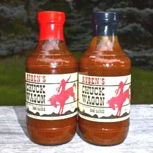 Wholesale Ruben's Chuck Wagon BBQ Sauce
